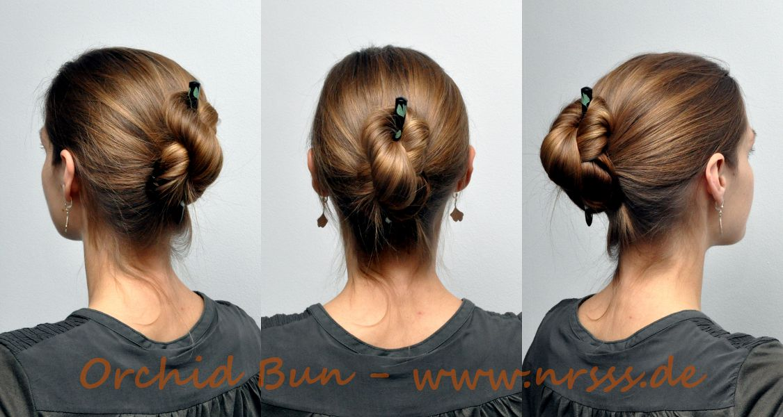 5. Türchen - Orchid Bun