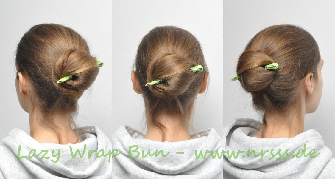 13. Türchen - Lazy Wrap Bun