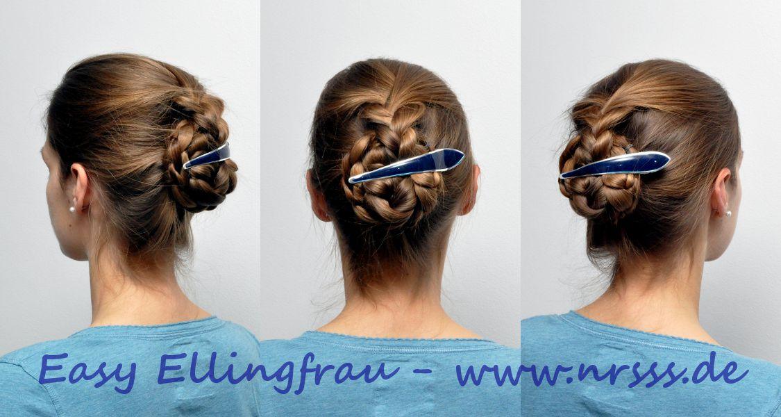 15. Türchen - Easy Ellingfrau Knoten
