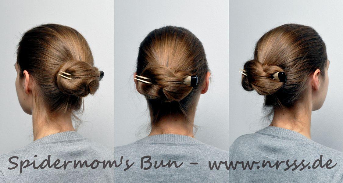 23. Türchen - Spidermom's Bun