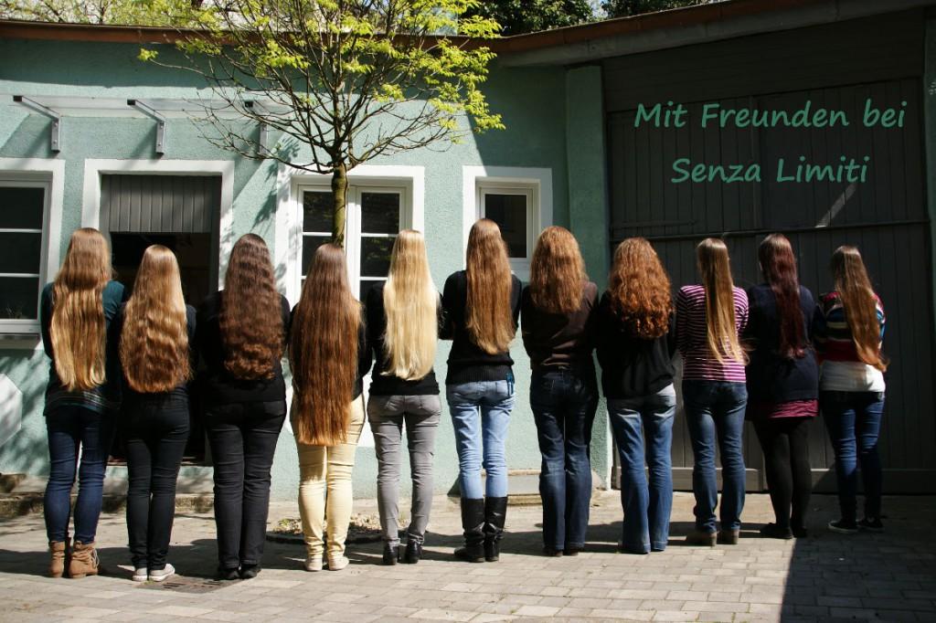 Nickike, nrsss, Nymeria, Nessa, Lady Amalthea, Mai Glöckchen, Gundula, Wuscheline, Lenja, Nixe, MissMut