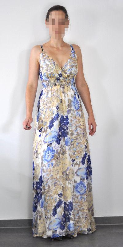 Das Kleid.