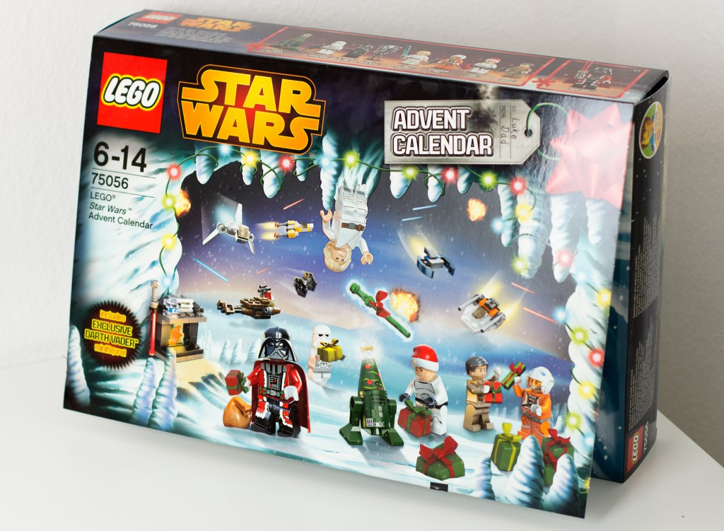 Star Wars Adventskalender von Lego