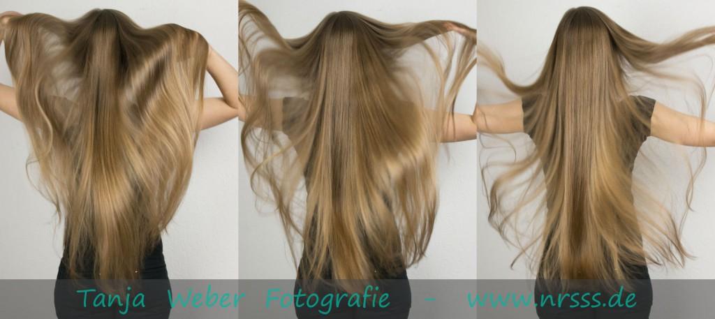 Haarwurfserie
