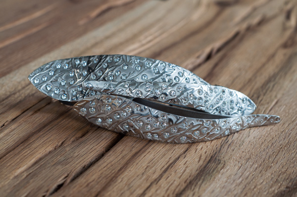 Ficcare Primavera Glittery Silver in allen Größen