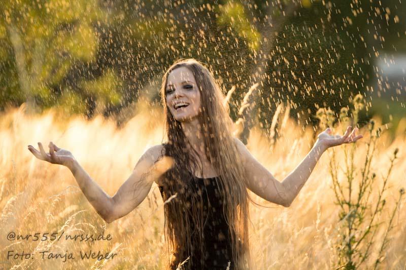 """2015 sind unglaublich viele tolle Fotos entstanden. Das """"Regenshooting"""" war dabei besonders schön!"""