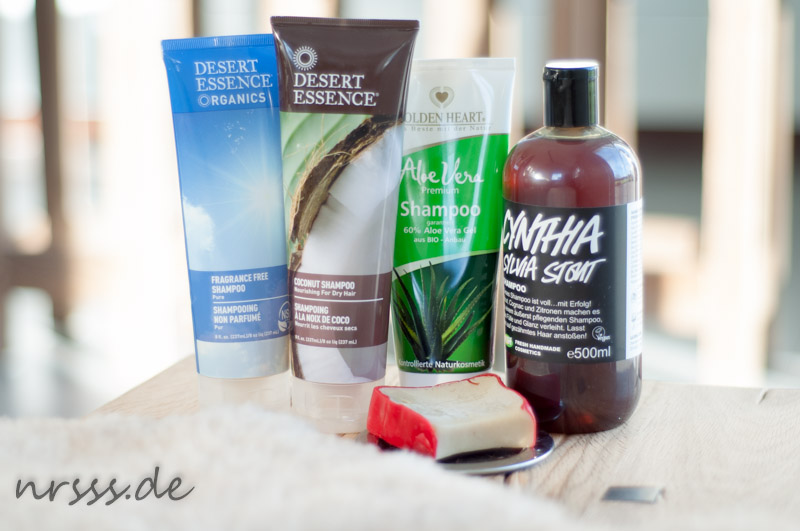Alle Shampoos
